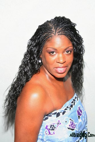 Wet N Wavy Micro Braids Hairstyles 27